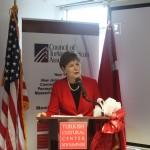 Senator Jeanne Shaheen Turkish Cultural Center Mothers Day Program 3