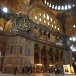 11 - Hagia Sophia interior