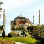 4 - Hagia Sophia