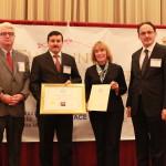1 - Turkish Cultural Center New Hampshire Friendship Dinner Governor Hassan John Foley Embrace Relief Kimse Yok mu
